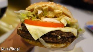 [Ffd] Mcdonald'S - Podwójny Mcroyal Tasty, Punkt G Gastro - Burgery I Kanapki, Ansen I Silver Dragon