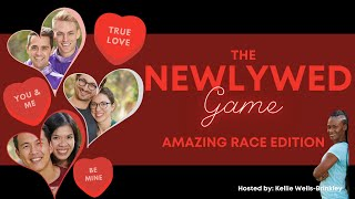Newlyweds Game: Amazing Race 32 Edition | Will and James