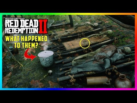 These Are The Most MYSTERIOUS Deaths In Red Dead Redemption 2 & Nobody Knows What REALLY Happened!