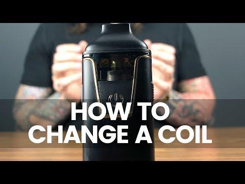 How To Change A Coil | Aspire Nautilus AIO Pod Tutorial