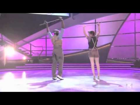 Katee & Joshua - All For The Best (Broadway) SYTYCD Season 4 - Top 18