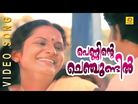 Penninte Chenchundil Lyrics - Guruji Oru Vakku Malayalam Movie Songs Lyrics