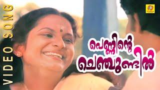 Penninte Chenchundil Punchiri | Guruji Oru Vakku | Malayalam Movie Song