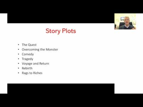 Narrative Business Strategies 5 - tell your story