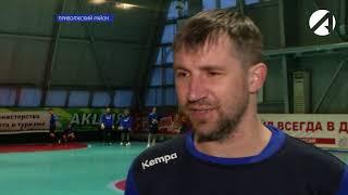 Гандболисты из астраханского Динамо рвутся в сборную России