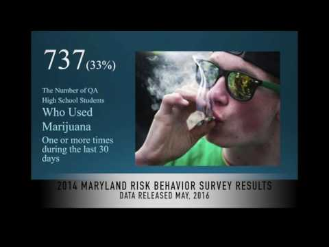 2014 Maryland Youth Risk Survey Data Released