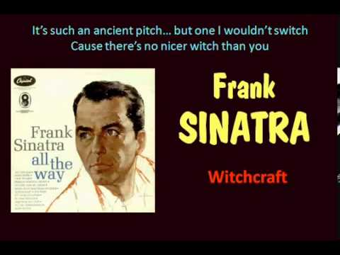 Witchcraft Frank Sinatra   1961  Lyrics