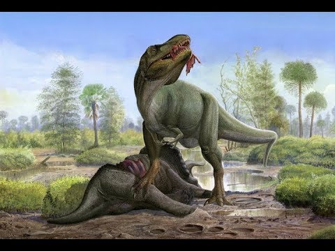 where do t rex diet