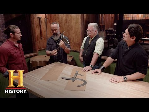 Forged in Fire: Bonus: Hunga Munga Deliberation - Round 3 (Season 3, Episode 6) | History