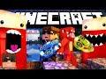 Minecraft BED WARS! | FIDGET LORD! (Minecraft Bed Wars Minigame)