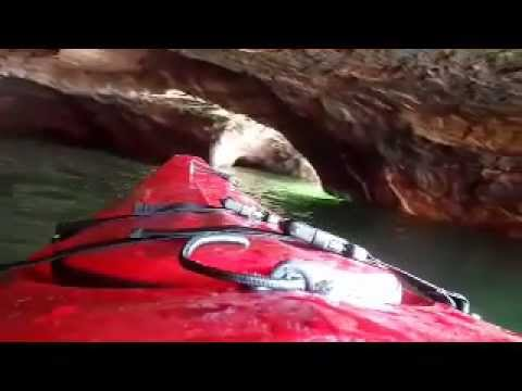 Meyers Beach Sea Caves
