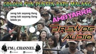 Pamer Bojo Live Dj Ayu Fahira Feat Brewog Ambyarr Colour Fun Punten Batu
