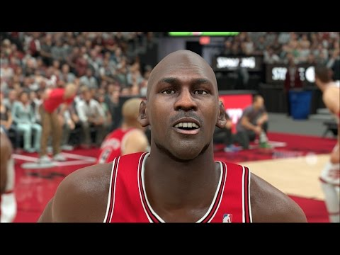 What If The 95-96 Chicago Bulls With Michael Jordan Played In This Generation? NBA 2K17 Challenge