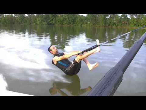 Brett Haase Doing His Thang!