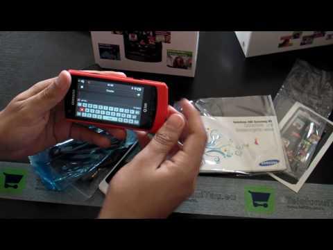 Samsung i6410 Vodafone 360 M1 Review HD ( in Romana ) - www.TelefonulTau.eu -