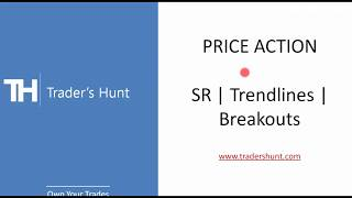How To Draw Support & Resistance, Trendlines | Price Action Trading