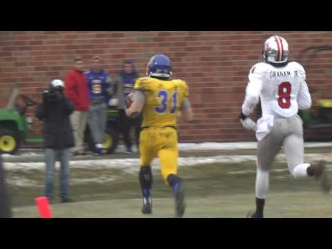 #31 Zach Zenner Highlights