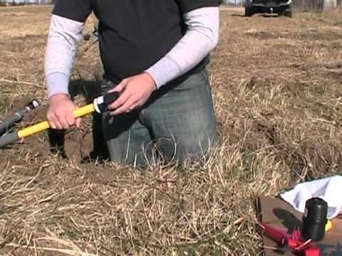 3/4  IPS Con stab gas connector installation & 3/4