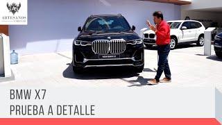 BMW X7 / Prueba detalle / Artesanos Car Club
