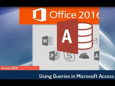 access-2016-tutorial:-using-queries-in-an-access-database-(comprehensive)