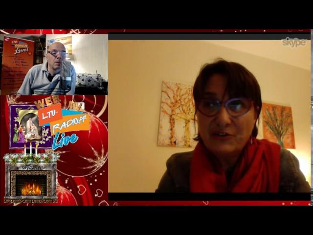 Au-delà des mots -  stéphanne Hougron - Ma médiumnité -  08 12 2016
