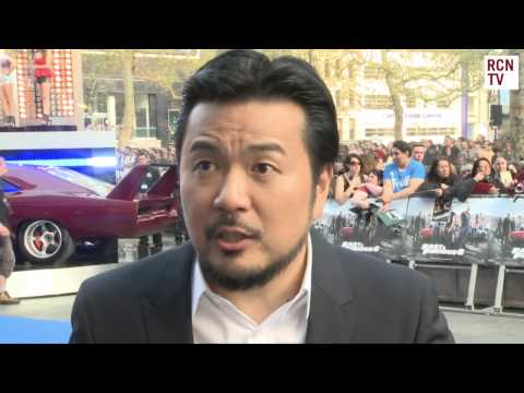 Director Justin Lin Interview Fast & Furious 6 World Premiere