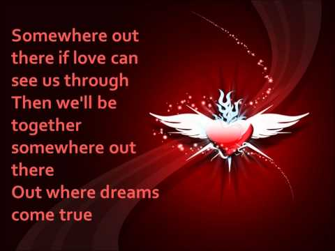 Somewhere Out There by Simone Lyrics -