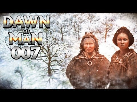 DAWN OF MAN 🏹 007: Mit dem Winter kam die Gram