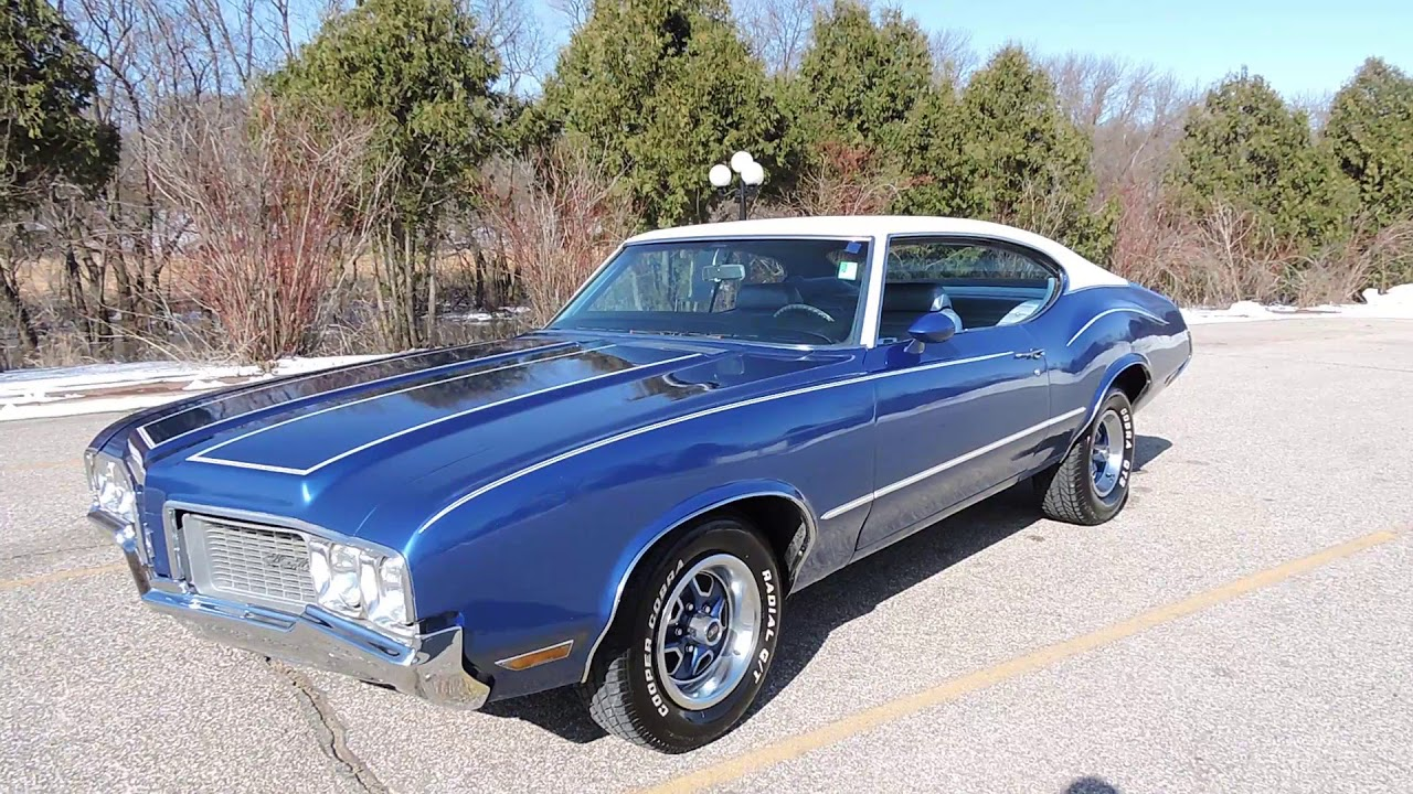1970 olds cutlass s for sale at   coyoteclassics