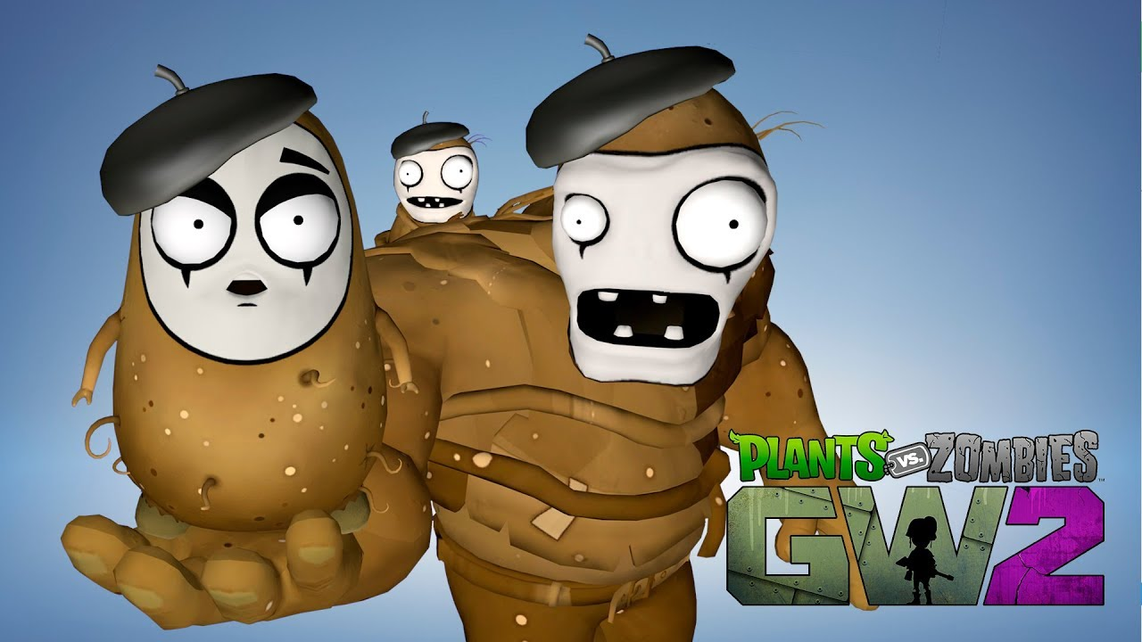 Plants vs  Zombies: Garden Warfare 2 (Windows) - The Cutting