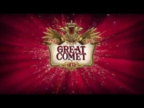 10.  Dush and Ashes - The Great Comet