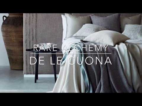 """Rare Alchemy"" of de Le Cuona, 2018 Collection!"
