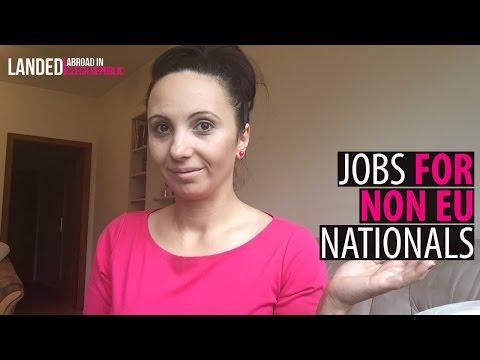 JOBS for NON EU Nationals