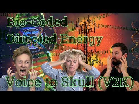 Roger Tolces Bio-Coded Directed Energy Voice to Skull (V2K) Transmissions via DNA Resonance