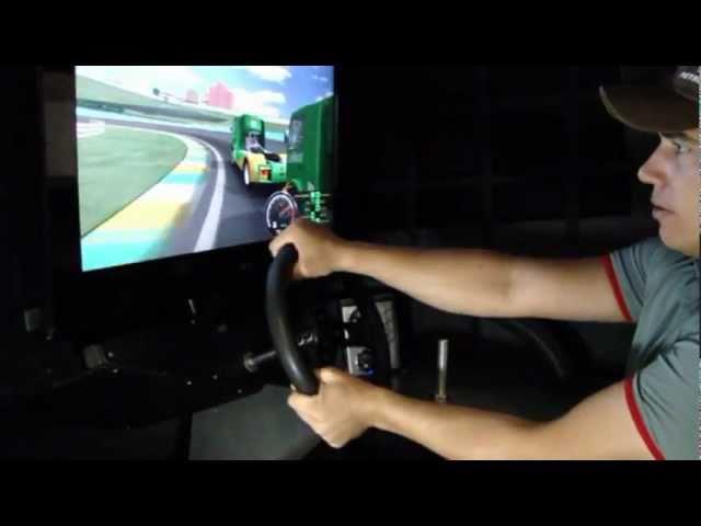 Simulador de Caminhão Formula Truck Virtual Grand Prix.mpg