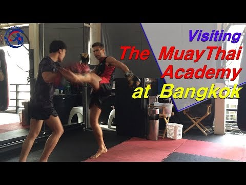태국 방콕 무에타이 체육관 탐방!!