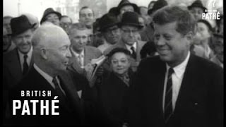 Mr Kennedy Meets Ike (1960)