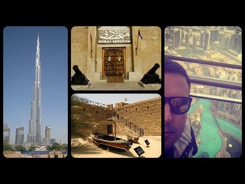 Dubai Vlog / Day 3 / Top Of The Burj Khalifa & Dubai Museum