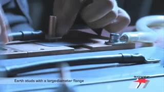Заземление шпильки с большим диаметром фланца(www.cleru.ru., 2012-11-30T20:00:01.000Z)