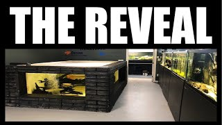 ALL MY AQUARIUM PLANS REVEALED!! LIVE!!!
