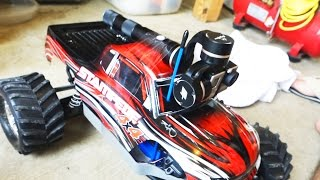 FULLY EQUIPPED SUPER CAMERA RC TRUCK