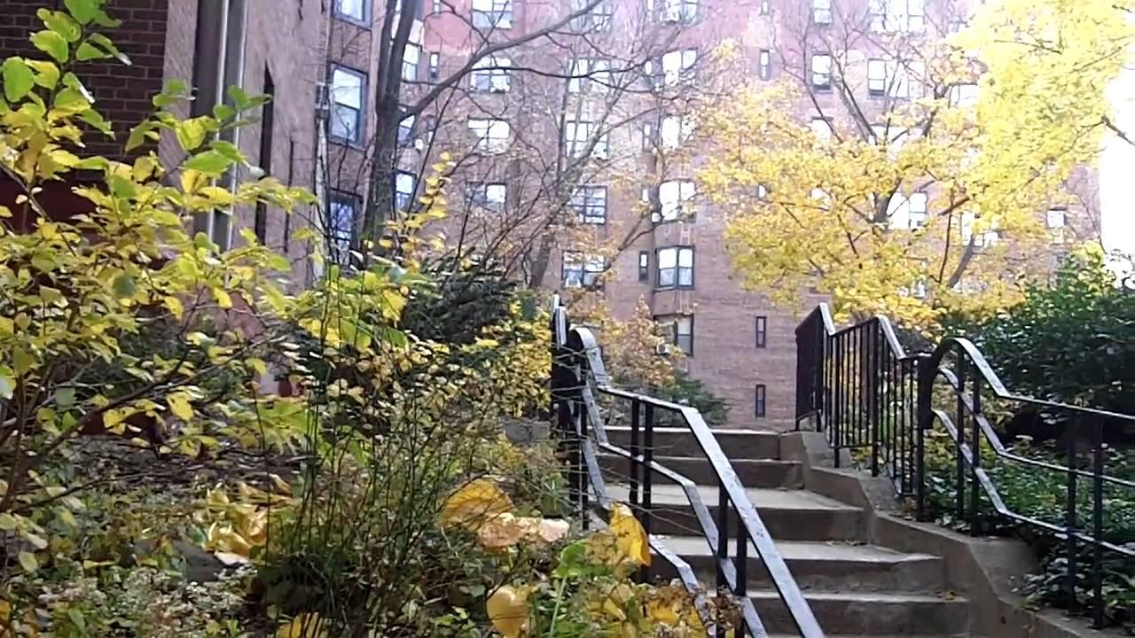 park terrace gardens inwood Morning In Inwood -- Park Terrace Gardens -- Northeast