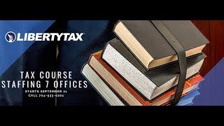 2020 Liberty Tax, Tax Course Over View
