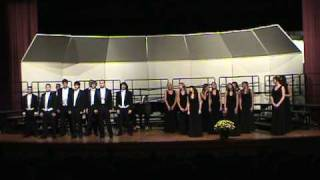 Blue Valley West Chamber Choir - The Argument
