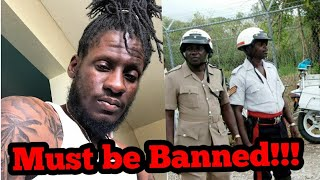 """Aidonia's song """"Yeah Yeah"""" Must be Banned Says Cops??"""