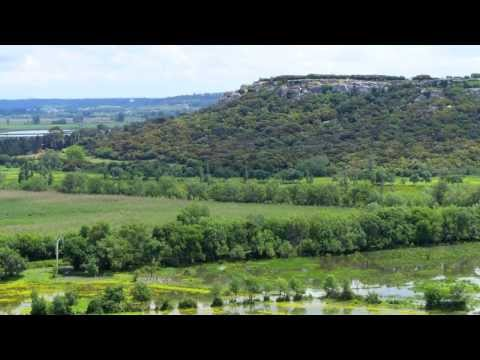 The Camargue and the Abbey of Montmajour, Provence