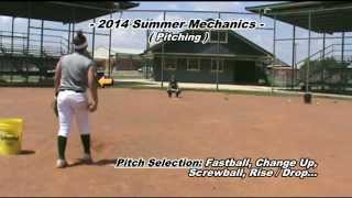 Ashley Briones - 2014 Summer Mechanics