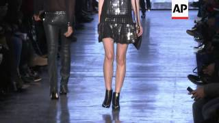 Coco Rocha, Dree Hemingway attend Diesel show during NY Fashion Week