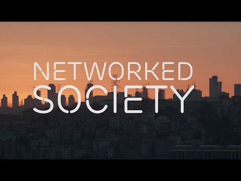 Every Day (2016 data) - Networked Society Intro Film