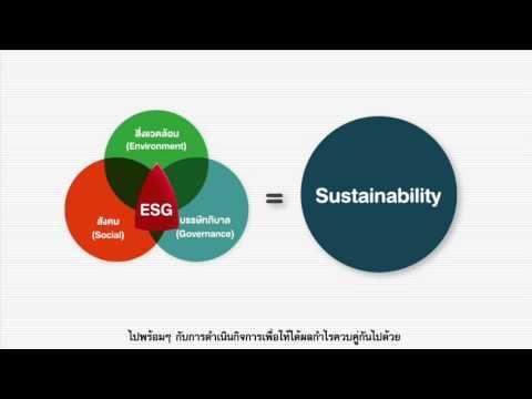 หุ้นยังยืนคืออะไร ? : Thailand Sustainability Investment